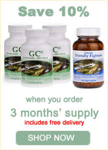 GoutCare Save 10% on 3 months' supply