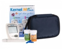 Uric Acid and Glucose Meter Kit.
